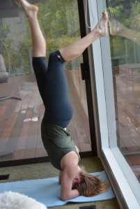 Headstand -