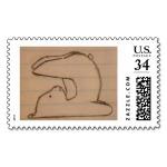 plow bear stamp