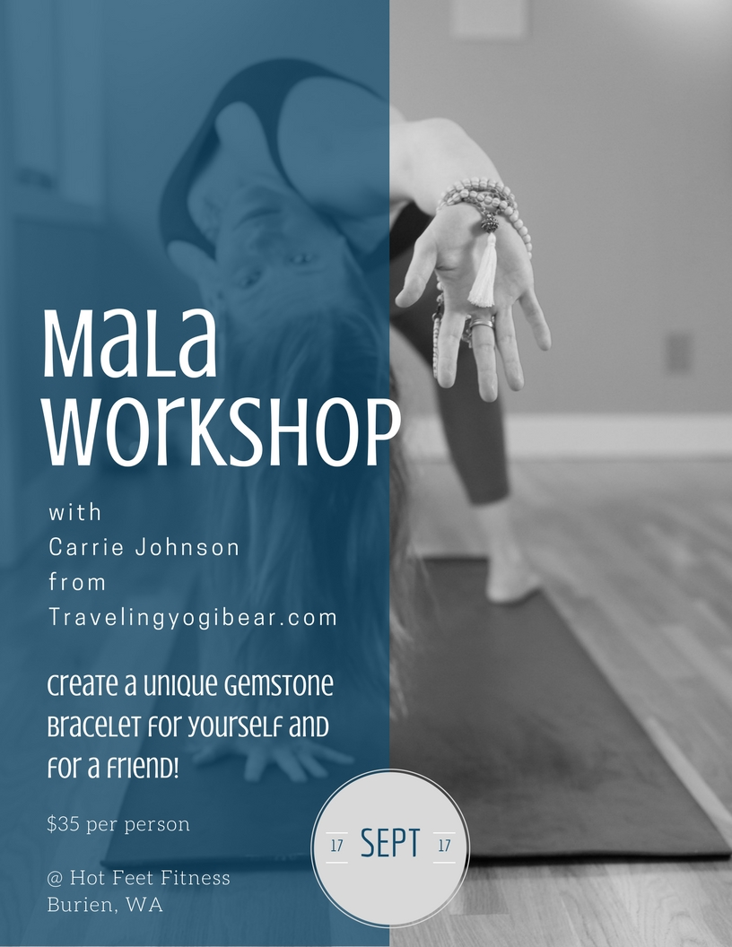 Mala Workshop