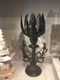 Metal Lotus Mandala